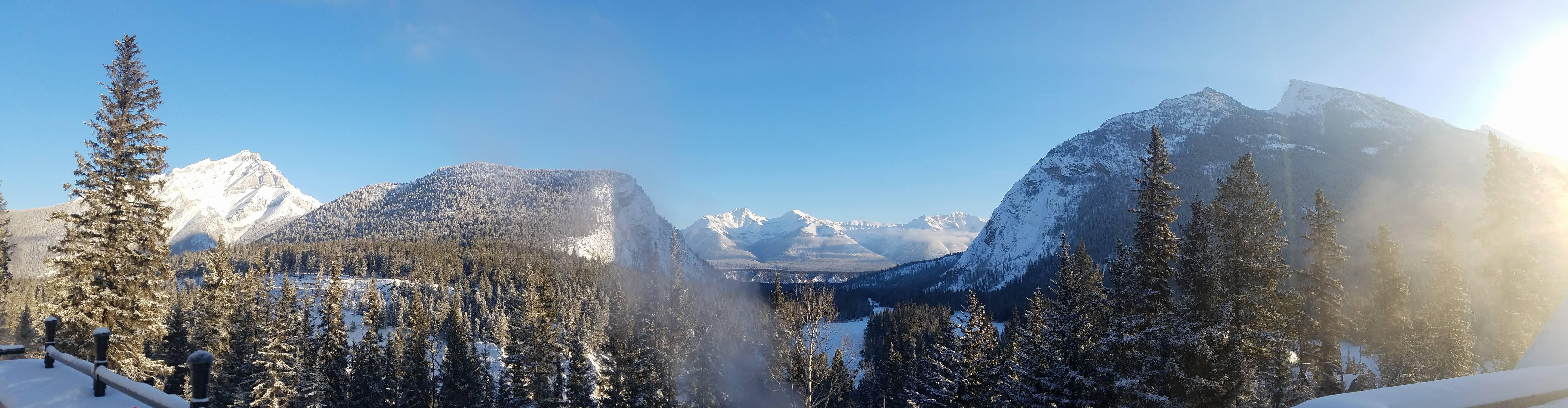 Banff Christmas