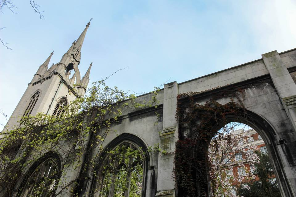 St Dunstan-in-the-East, London