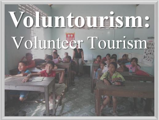 Voluntourism: My experience in Cambodia